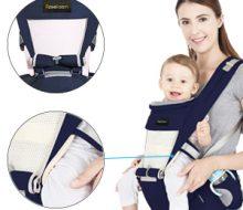Quel porte-bébé utiliser pour ne pas se fatiguer ?
